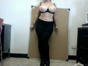 Ruffine ebony escorts in Murray